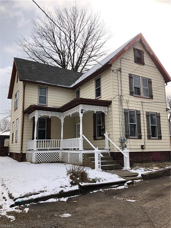 2040 Shorb Ave NW, Canton, OH 44709 (MLS #4075539) :: RE/MAX Edge Realty