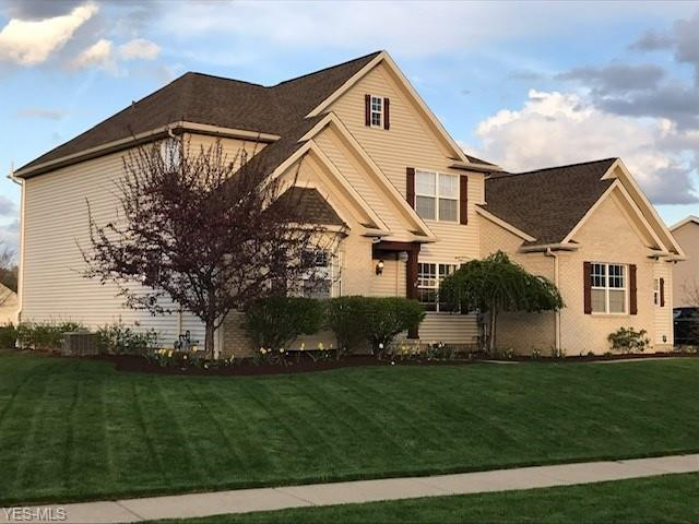 2941 Legacy St NW, Uniontown, OH 44685 (MLS #4075632) :: Tammy Grogan and Associates at Cutler Real Estate