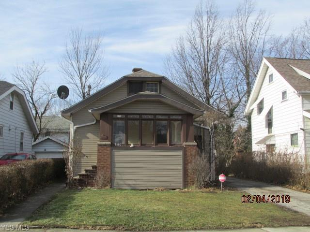 1560 E 221 St, Euclid, OH 44117 (MLS #4075733) :: RE/MAX Edge Realty