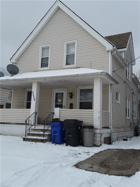 3448 E 73rd St, Cleveland, OH 44127 (MLS #4075925) :: RE/MAX Edge Realty