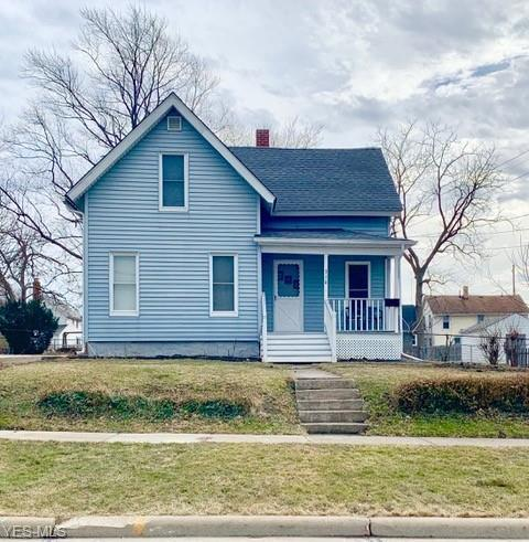 310 New St, Fairport Harbor, OH 44077 (MLS #4077655) :: RE/MAX Edge Realty
