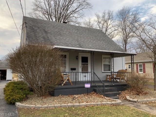 130 Highland Ave, Niles, OH 44446 (MLS #4078060) :: RE/MAX Edge Realty