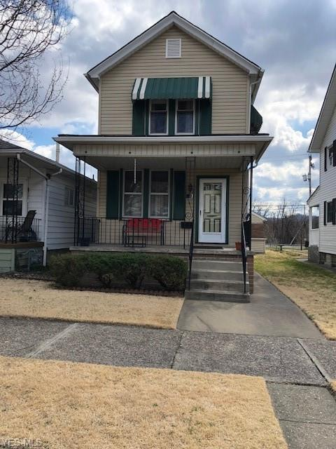 1210 Pearl St, Martins Ferry, OH 43935 (MLS #4078651) :: RE/MAX Edge Realty