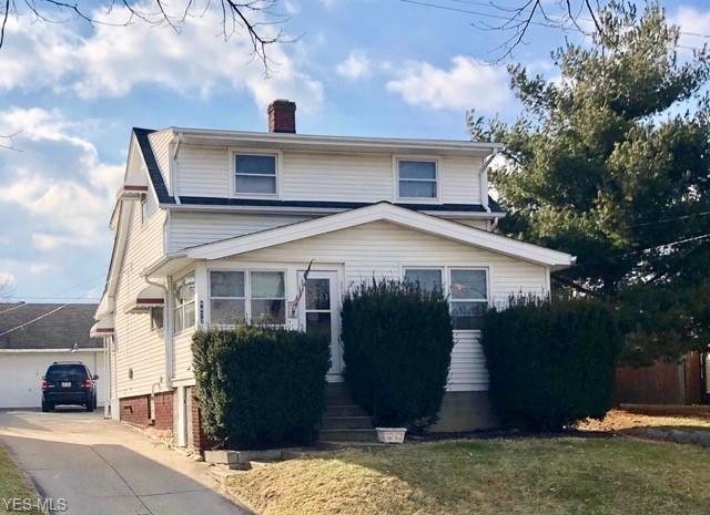 4472 W 49th St, Cleveland, OH 44144 (MLS #4078930) :: RE/MAX Trends Realty