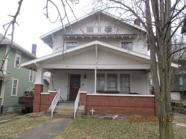 406 N 10th St, Cambridge, OH 43725 (MLS #4079048) :: RE/MAX Edge Realty
