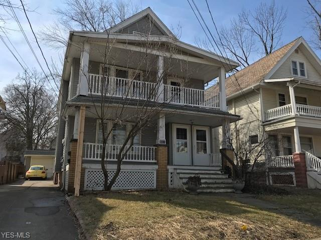 4019 Brooklyn Ave, Cleveland, OH 44109 (MLS #4079147) :: RE/MAX Edge Realty