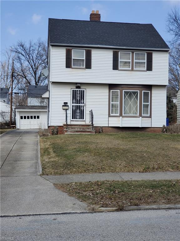 17311 Throckley Ave, Cleveland, OH 44128 (MLS #4079156) :: RE/MAX Edge Realty