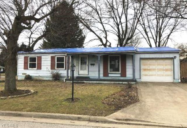 1308 Terrace Rd NW, North Canton, OH 44720 (MLS #4079574) :: RE/MAX Edge Realty