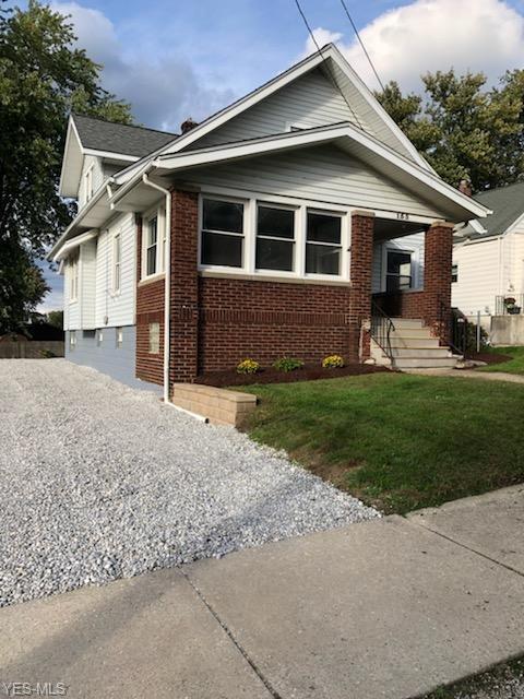 153 E Tuscarawas Ave, Barberton, OH 44203 (MLS #4079589) :: RE/MAX Edge Realty