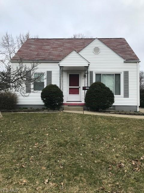 229 Tyler Ave, Cuyahoga Falls, OH 44221 (MLS #4079693) :: RE/MAX Trends Realty