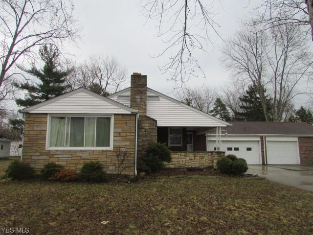 1395 Shannon Rd, Girard, OH 44420 (MLS #4081784) :: RE/MAX Edge Realty