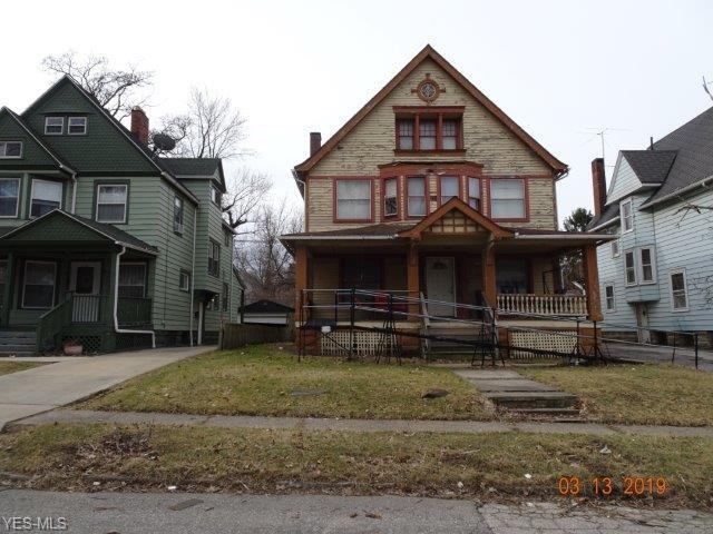 1830 Chapman Avenue, Cleveland, OH 44112 (MLS #4082636) :: RE/MAX Edge Realty