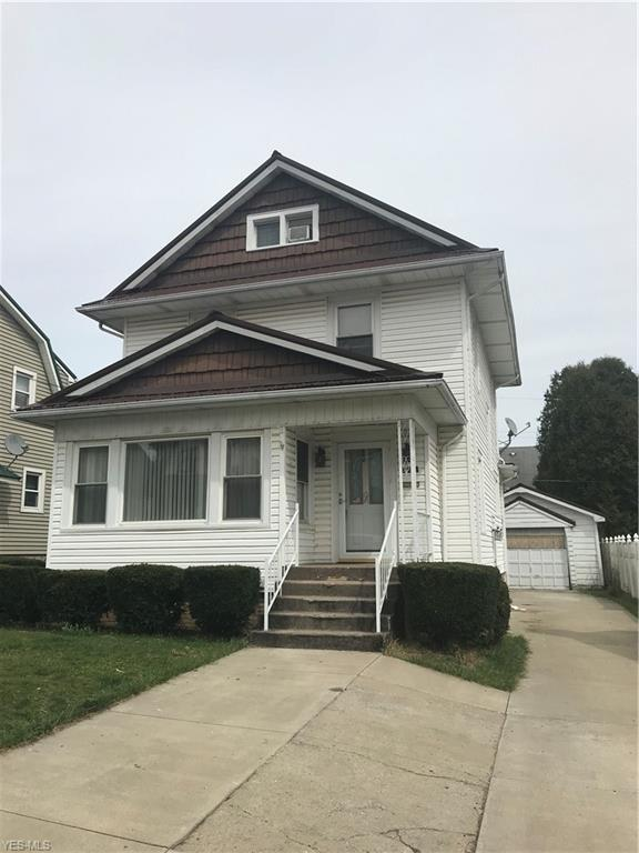224 Murphy Ave, Steubenville, OH 43952 (MLS #4085704) :: Ciano-Hendricks Realty Group