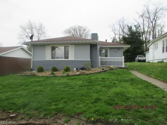 2429 Marion Ave, Zanesville, OH 43701 (MLS #4085923) :: RE/MAX Valley Real Estate