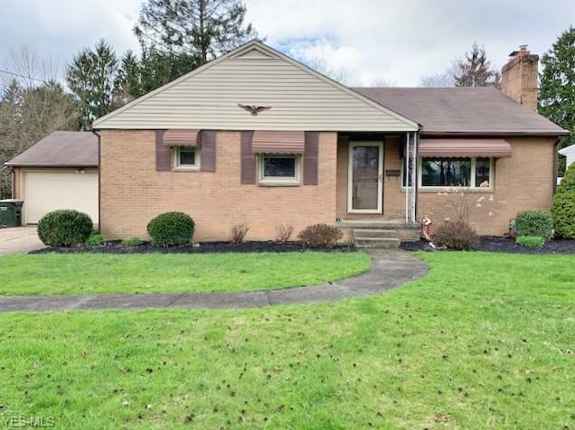 32 Orchard Dr, Poland, OH 44514 (MLS #4086721) :: RE/MAX Valley Real Estate