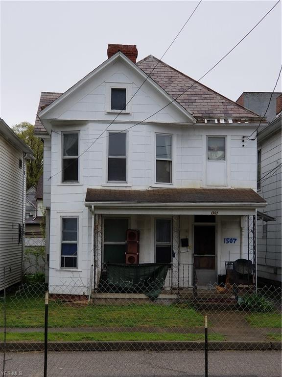 1507 Covert St, Parkersburg, WV 26101 (MLS #4088399) :: RE/MAX Valley Real Estate