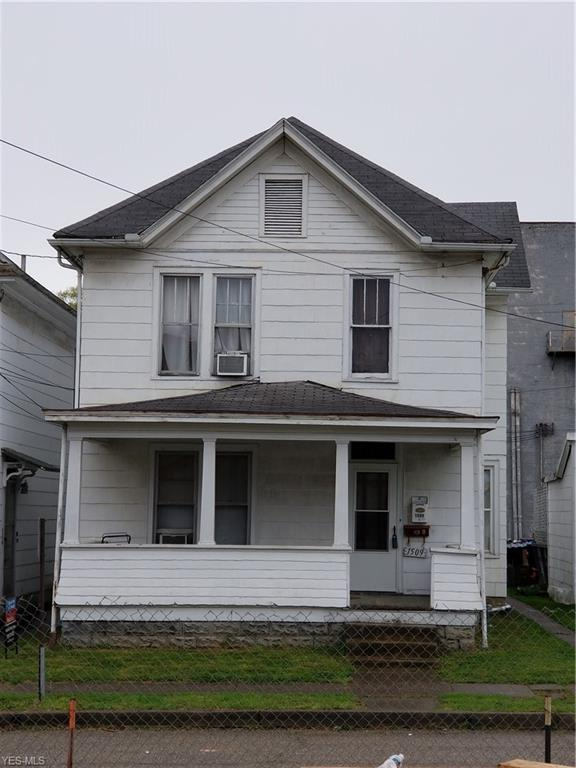 1509 Covert St, Parkersburg, WV 26101 (MLS #4088815) :: RE/MAX Valley Real Estate