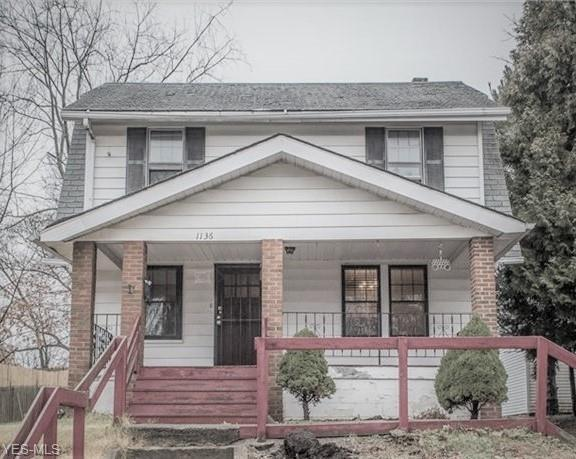 1136 Magnolia Ave, Akron, OH 44310 (MLS #4090252) :: RE/MAX Edge Realty