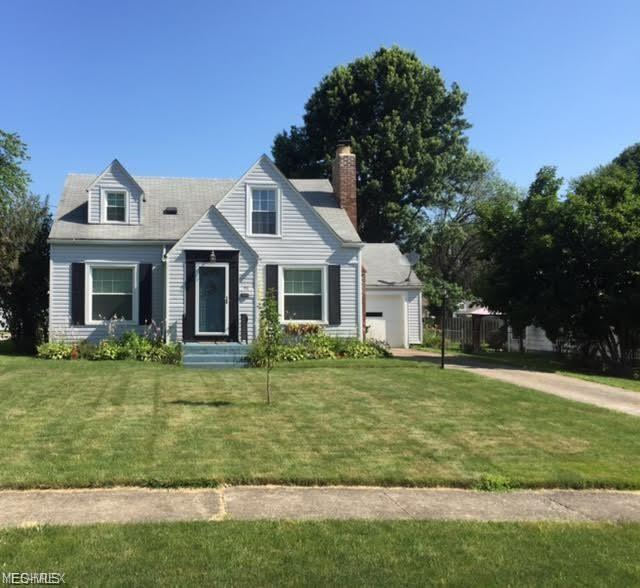 46 Edgewater, Poland, OH 44514 (MLS #4090273) :: RE/MAX Trends Realty