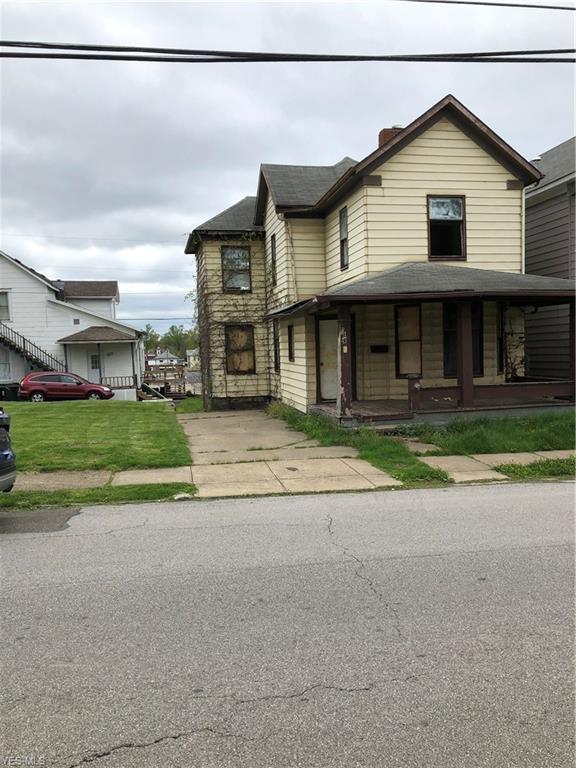 134 S 12th St, Cambridge, OH 43725 (MLS #4090580) :: RE/MAX Trends Realty