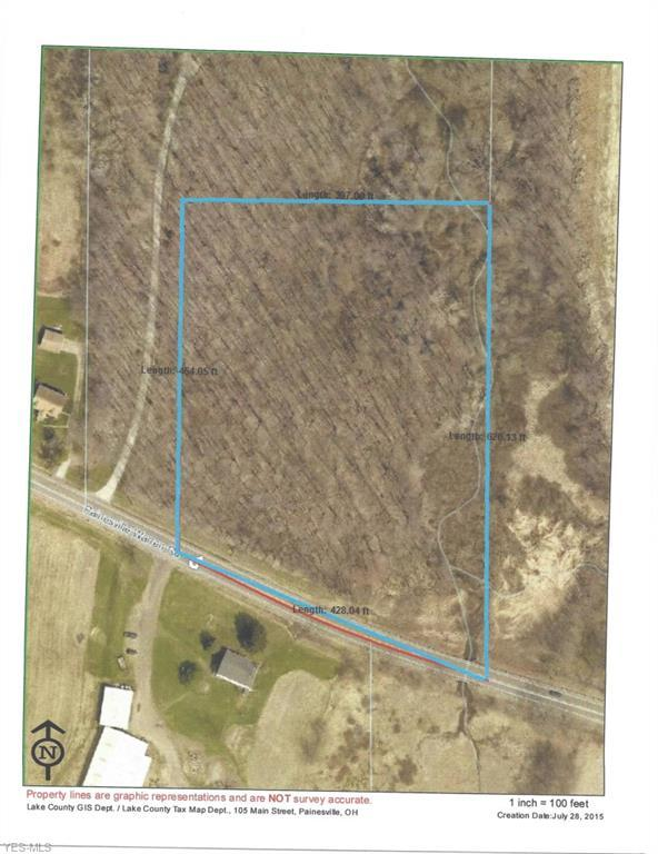 VL Painesville Warren Rd, Leroy, OH 44077 (MLS #4092899) :: RE/MAX Valley Real Estate