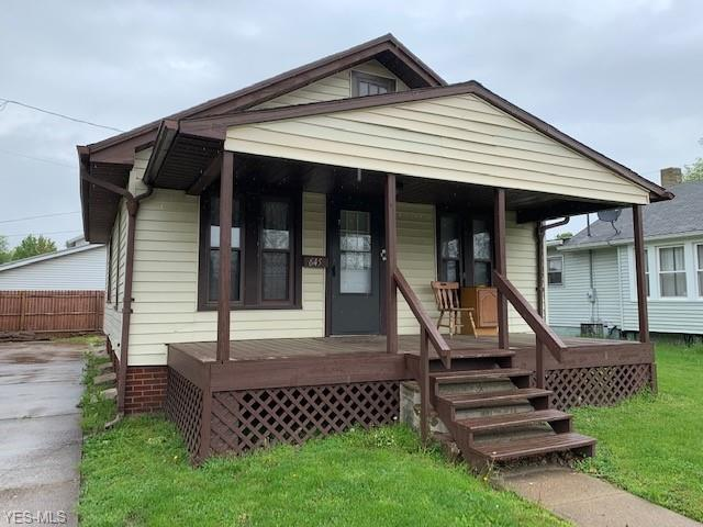 645 Cedar Ln NW, New Philadelphia, OH 44663 (MLS #4093477) :: RE/MAX Edge Realty