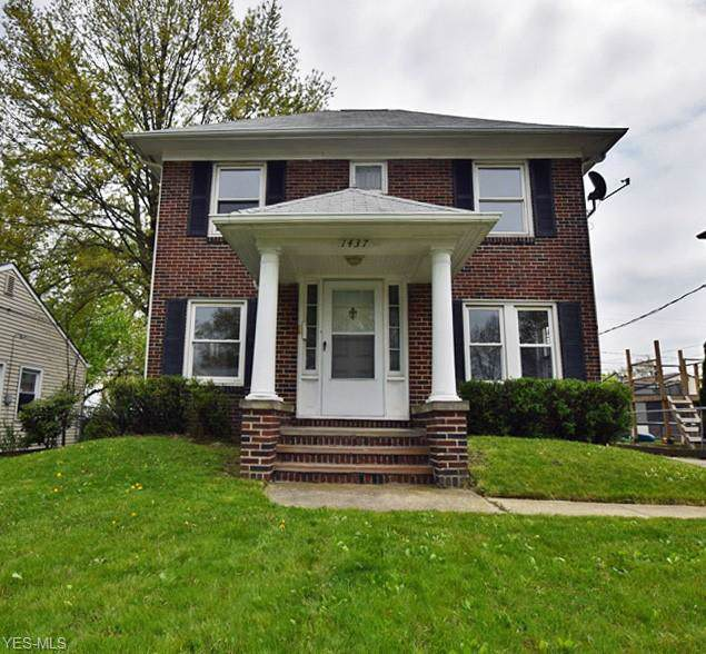 1437 Eastwood Ave, Mayfield Heights, OH 44124 (MLS #4094152) :: RE/MAX Valley Real Estate