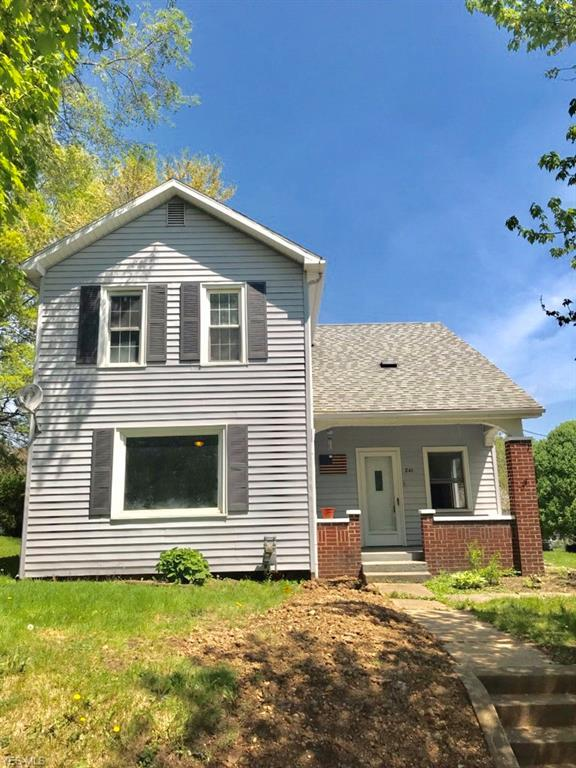 241 Water St, Bolivar, OH 44612 (MLS #4094282) :: RE/MAX Valley Real Estate