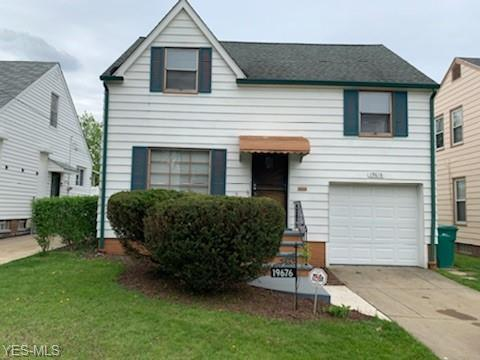 19676 Mountville Dr, Maple Heights, OH 44137 (MLS #4094752) :: RE/MAX Valley Real Estate