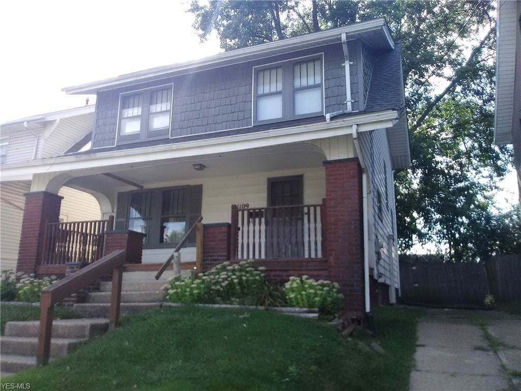 1109 Maryland Ave SW, Canton, OH 44710 (MLS #4095117) :: RE/MAX Valley Real Estate