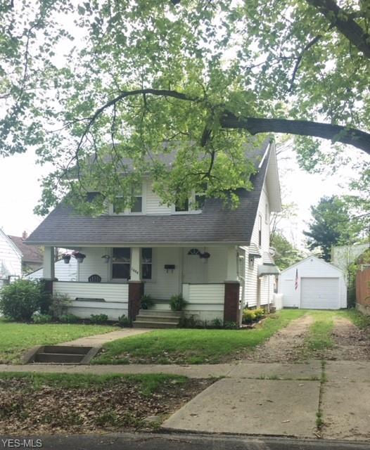 1664 Ottawa Ave, Akron, OH 44305 (MLS #4095122) :: RE/MAX Edge Realty