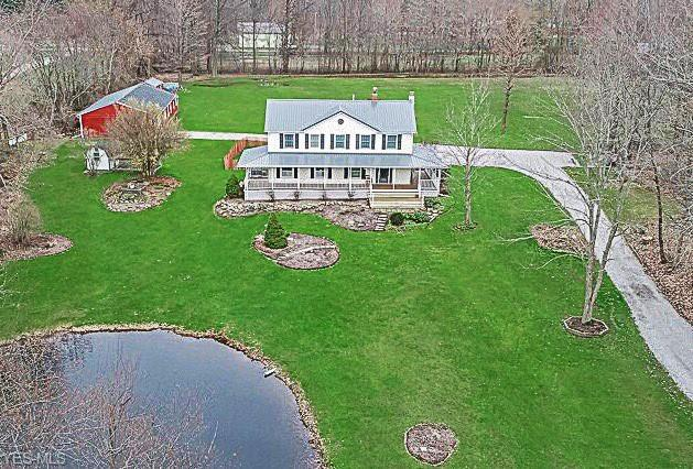 5261 E Maple Rd, Geneva, OH 44041 (MLS #4095179) :: RE/MAX Valley Real Estate