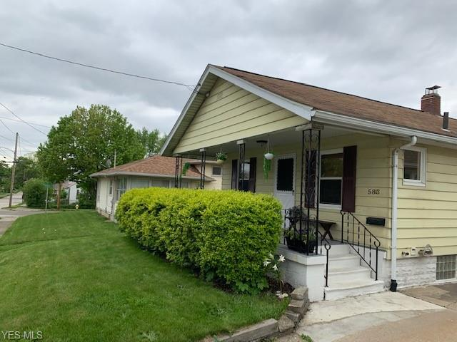 583 Clifford Avenue, Akron, OH 44301 (MLS #4095344) :: RE/MAX Edge Realty