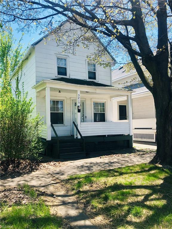 5215 Tillman Ave, Cleveland, OH 44102 (MLS #4096235) :: RE/MAX Trends Realty