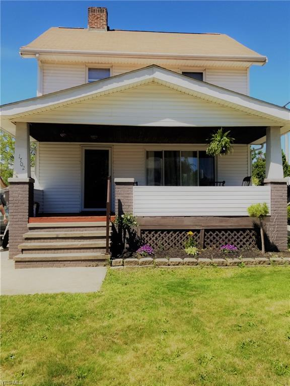 1702 Amberley Ave, Cleveland, OH 44109 (MLS #4096412) :: RE/MAX Trends Realty