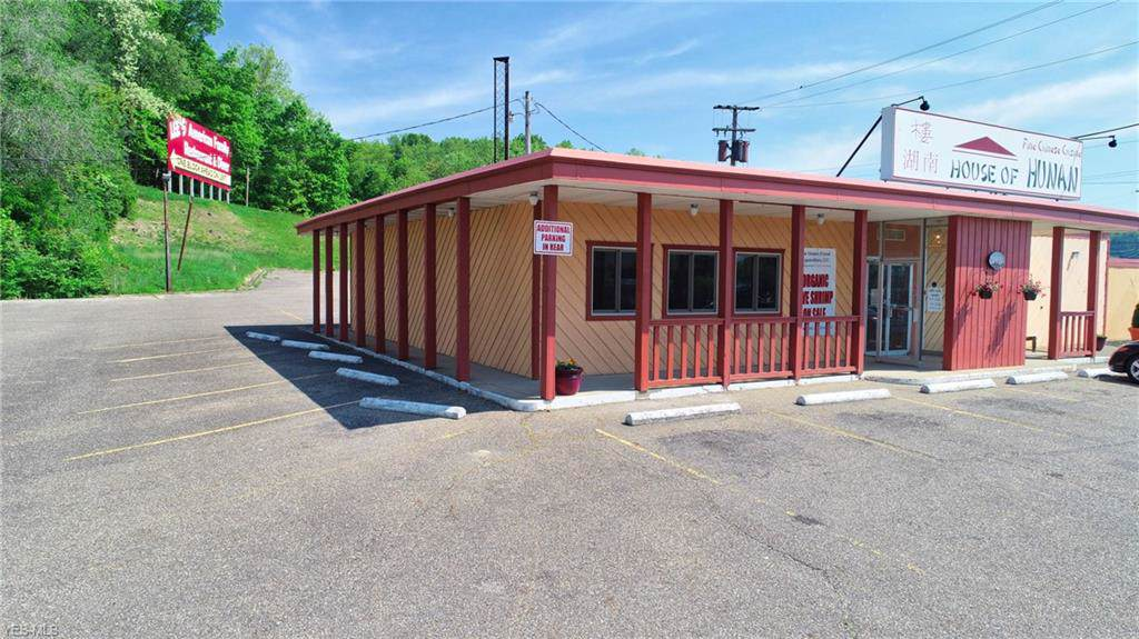 2327 E Wheeling Ave, Cambridge, OH 43725 (MLS #4096483) :: RE/MAX Trends Realty