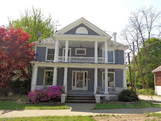 300 High St, Wadsworth, OH 44281 (MLS #4096867) :: RE/MAX Edge Realty