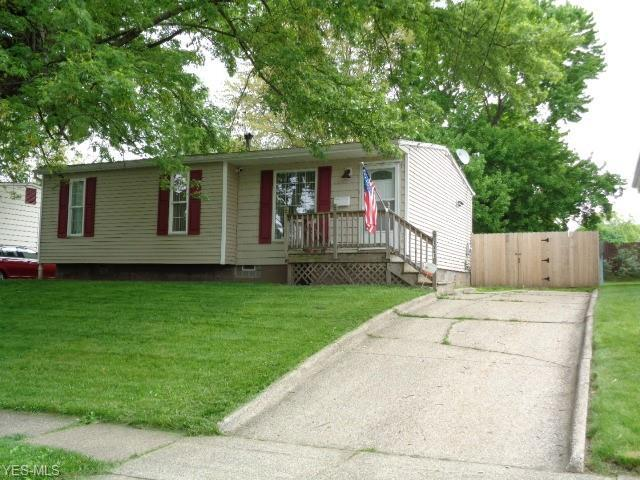 1551 Vicgross Avenue, Akron, OH 44310 (MLS #4097341) :: RE/MAX Edge Realty