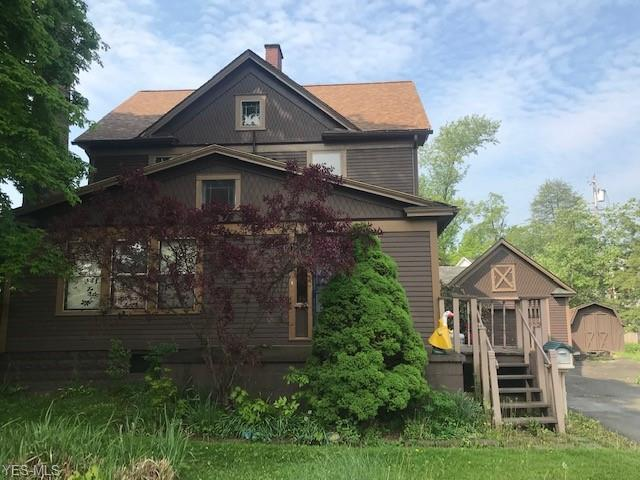 165 S Madison Ave, Salem, OH 44460 (MLS #4097552) :: RE/MAX Trends Realty
