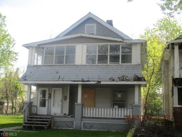 1271 E 133rd St, East Cleveland, OH 44112 (MLS #4098583) :: RE/MAX Valley Real Estate