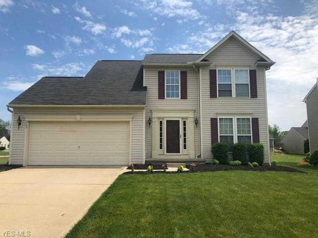 705 Whippoorwill Ln, Wadsworth, OH 44281 (MLS #4098852) :: The Crockett Team, Howard Hanna