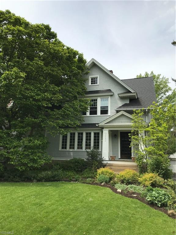 2492 Queenston Rd, Cleveland Heights, OH 44118 (MLS #4099666) :: RE/MAX Edge Realty