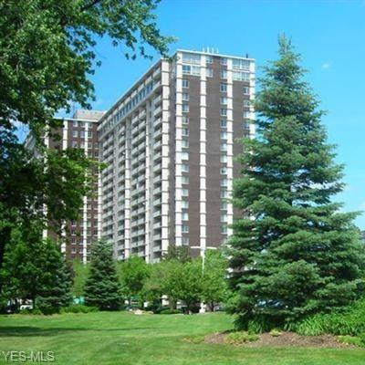 12900 Lake Ave #524, Lakewood, OH 44107 (MLS #4099786) :: The Crockett Team, Howard Hanna