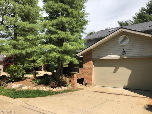 1795 Bent Bow Dr, Akron, OH 44313 (MLS #4099856) :: RE/MAX Edge Realty