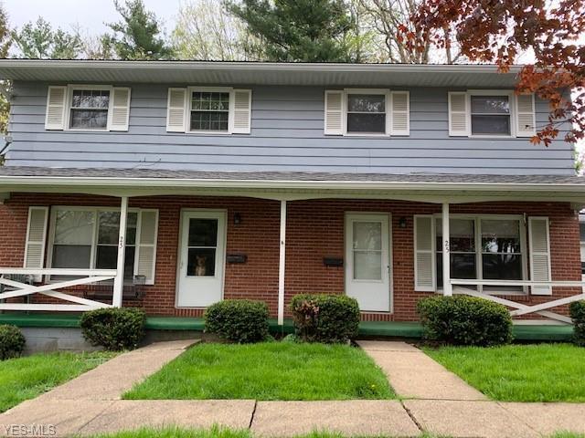 25 N Liberty Street #2, New Concord, OH 43762 (MLS #4100288) :: The Crockett Team, Howard Hanna