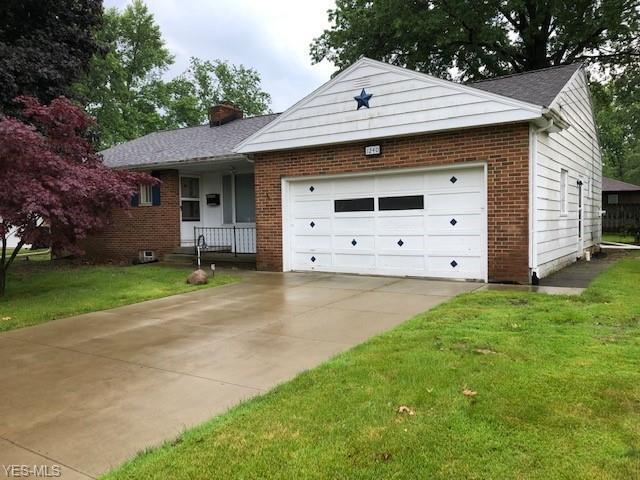 1240 Walton Drive, Akron, OH 44313 (MLS #4106014) :: RE/MAX Edge Realty
