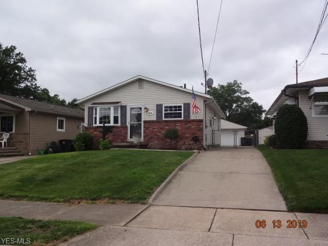 514 Fulmer Avenue, Akron, OH 44312 (MLS #4106209) :: RE/MAX Edge Realty