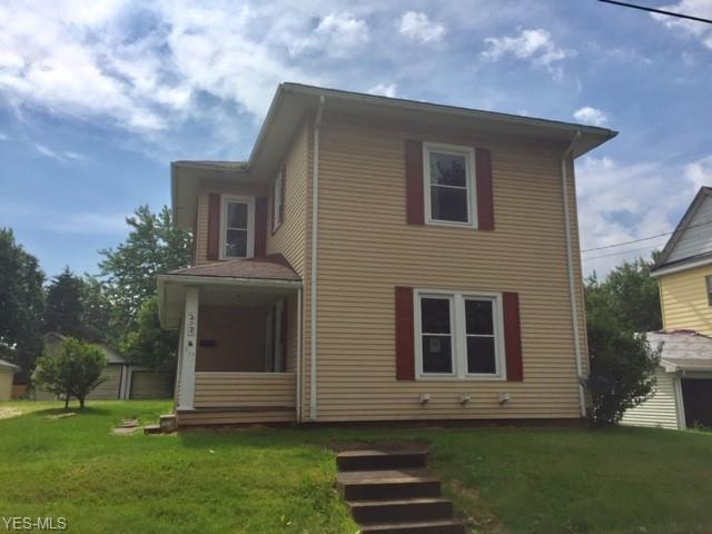 217 Fair Street, Orrville, OH 44667 (MLS #4106221) :: RE/MAX Valley Real Estate