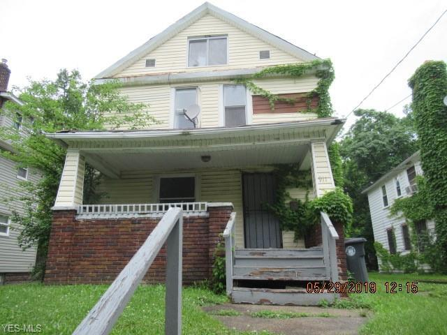 911 Whittier Avenue, Akron, OH 44320 (MLS #4106665) :: RE/MAX Edge Realty
