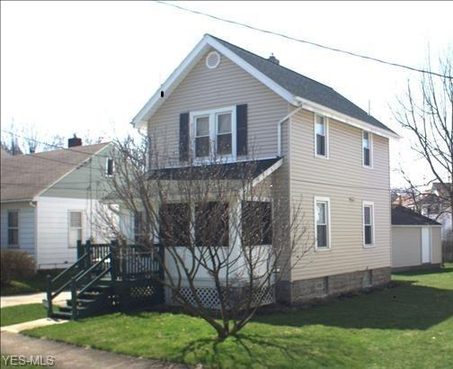 848 Terra Alta Street NE, Warren, OH 44483 (MLS #4106948) :: RE/MAX Valley Real Estate